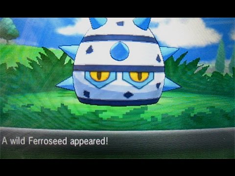 Ferroseed Pokémon | Evolution, Weakness, Moveset, Stats, And More!